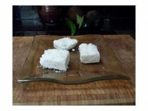 coconut lime bar