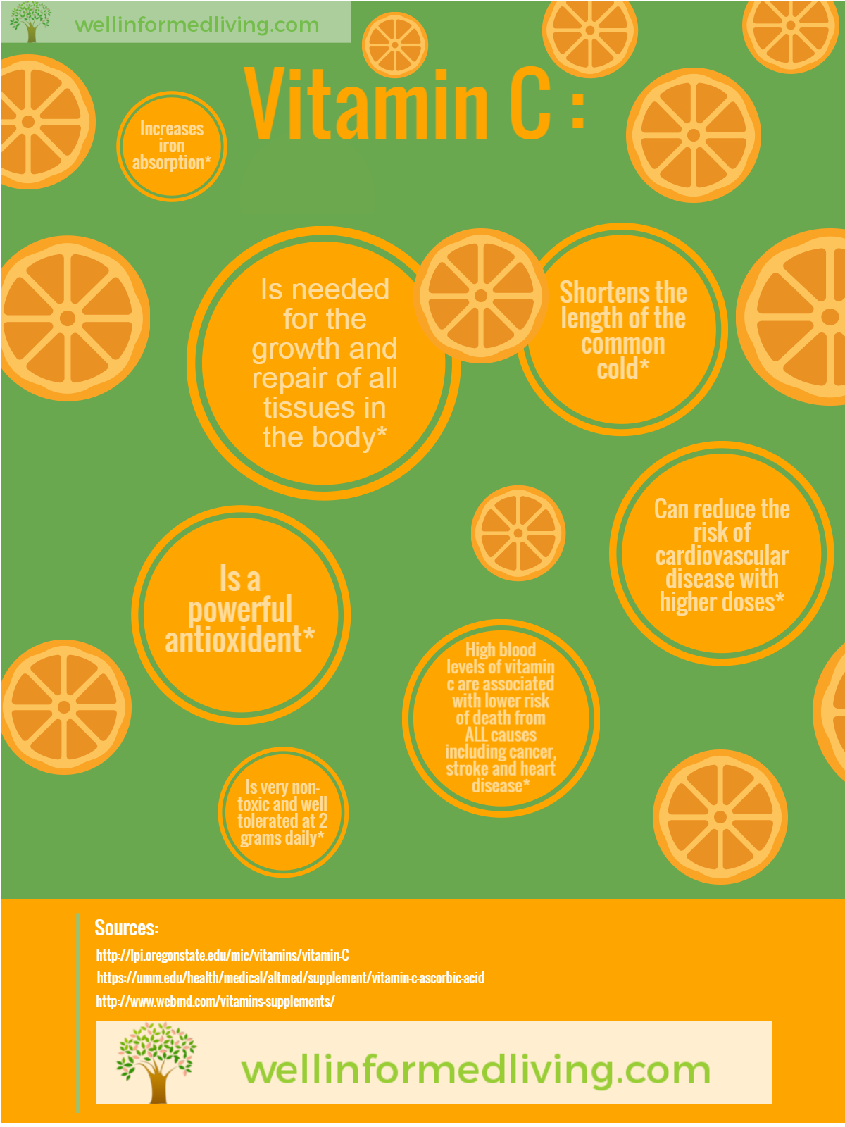 vitamin c supplement benefits